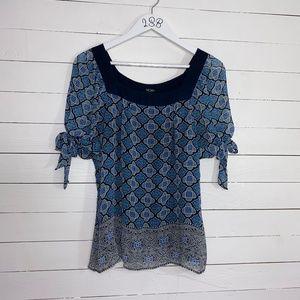 Bob Mackie Studio blouse, sz. M
